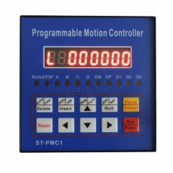 Stepper Motor Motion Controller