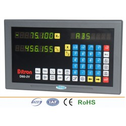 D60-3V: 3 Axis Digital Readout