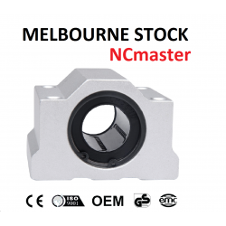SC16UU - 16mm Shaft Bearing Mount