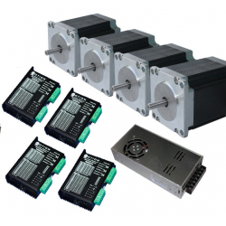 Stepper Motor and Driver Series