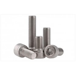 Hex Socket Cap Screw S (304) M4 x 16mm - 50pcs