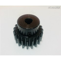 Spur Pinion MOD 2.0 20T with Ø10 I.D Keyway