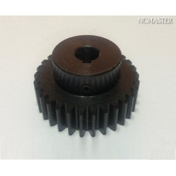 Spur Pinion MOD 2.0 30T with Ø14 I.D Keyway