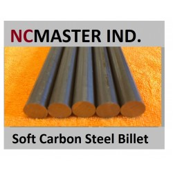 Carbon Steel Machinable Rod 100mm - 1000mm: Ø40