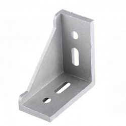 Bracket Gusset EU 3060 Aluminium Profile - 10 PCS