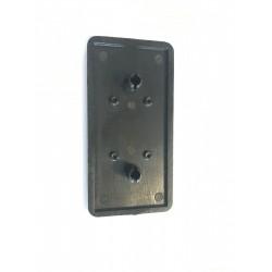 End Cap 3060 EU Aluminum Profile - 25 PCS