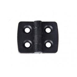 Nylon Hinge Alunimum Profile: 30x40mm - 10 Pcs