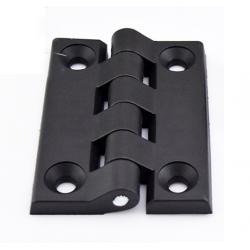 Nylon Hinge Alunimum Profile: 50x50mm - 10 Pcs
