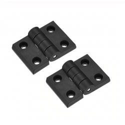 Nylon Hinge Alunimum Profile: 50x71mm - 10 Pcs