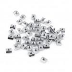 Square Nut 4040 M8 Aluminium Profile - 25 Pcs